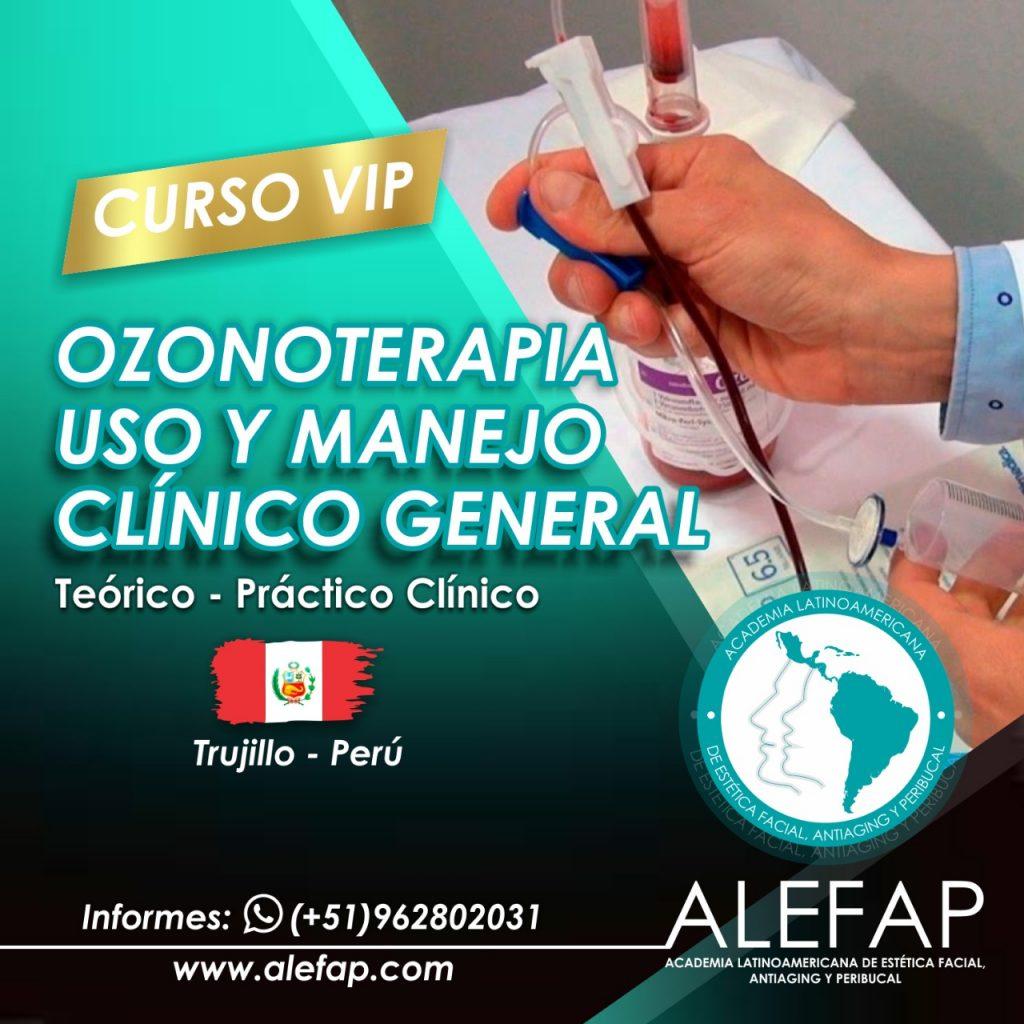 Ozonoterapia en Medicina y odontología
