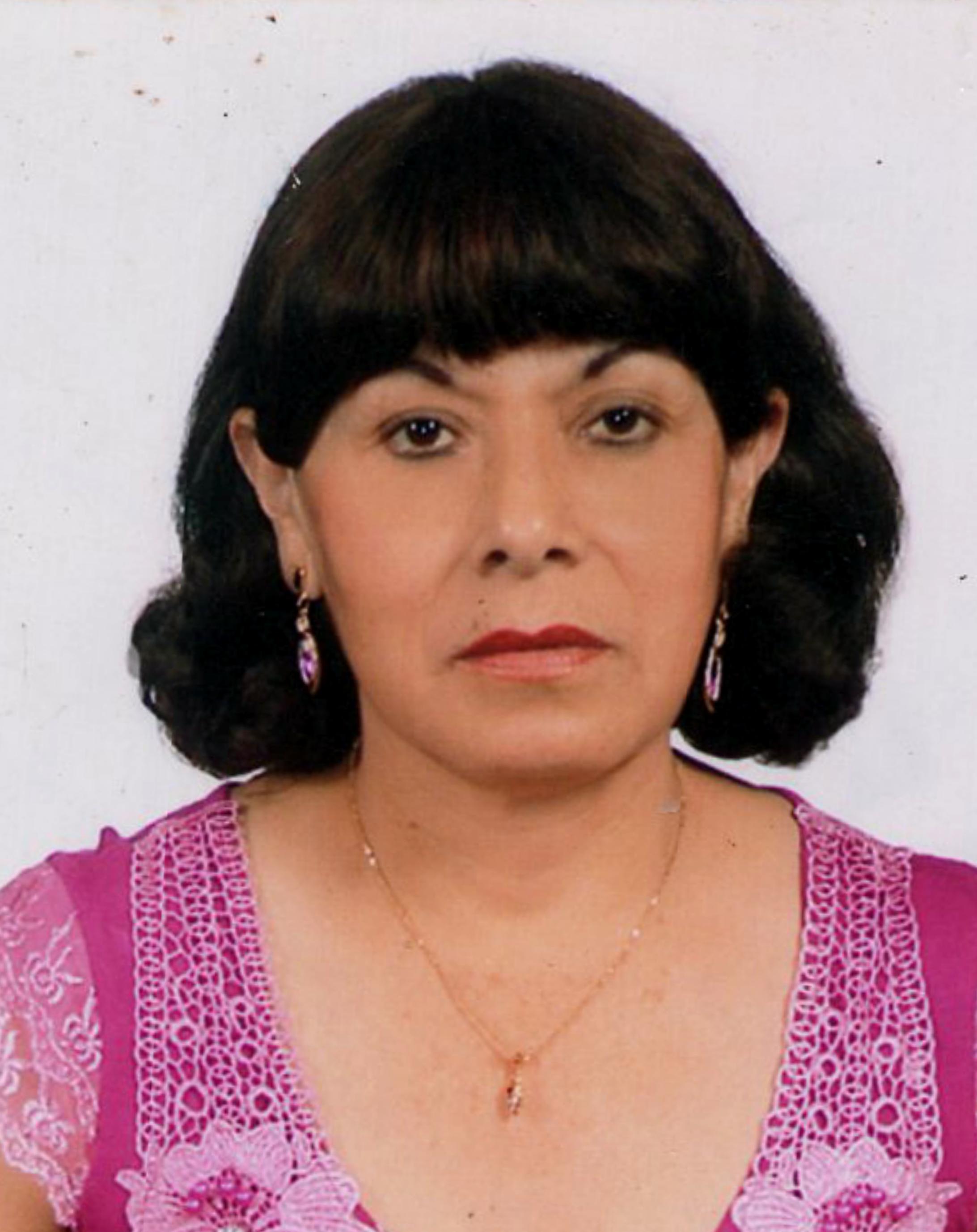 Sánchez Obando, Nancy